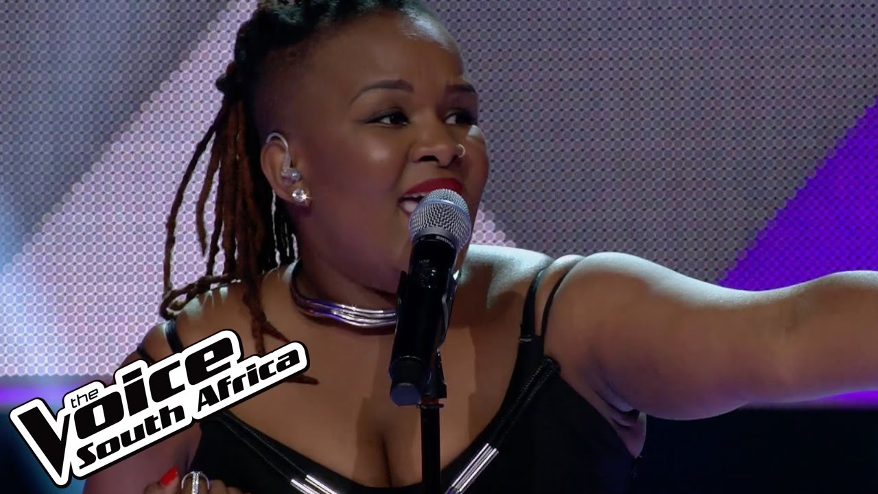 Bubbles - Ngaziyafela | The Knockouts | The Voice SA Season 2