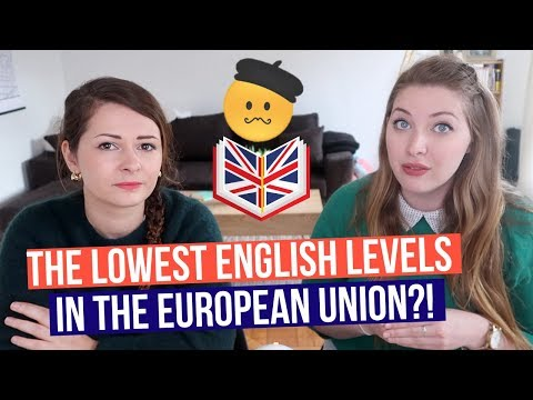 Do French People Speak English? Why The Level Of English In France Is Lower Than Other EU Countries