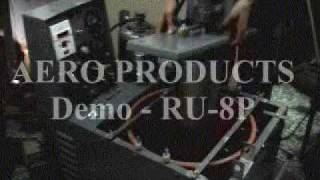Aero Products Silver Recovery Unit RU-8P