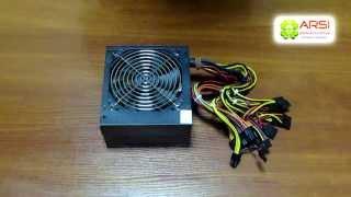logicPower ATX-500W 12cm обзор / review