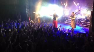 """TANZWUT - in Moskau! Gruesse an die Fans und """"Katjuscha"""" live"""