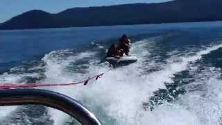 Falling Off A Boat Tube Compilation