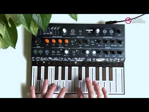 Arturia MicroFreak - Synthesizer Demo and Talk-Through with Andrew Black