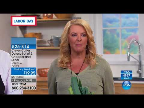 HSN | Labor Day Weekend Finale 09.04.2017 - 11 PM