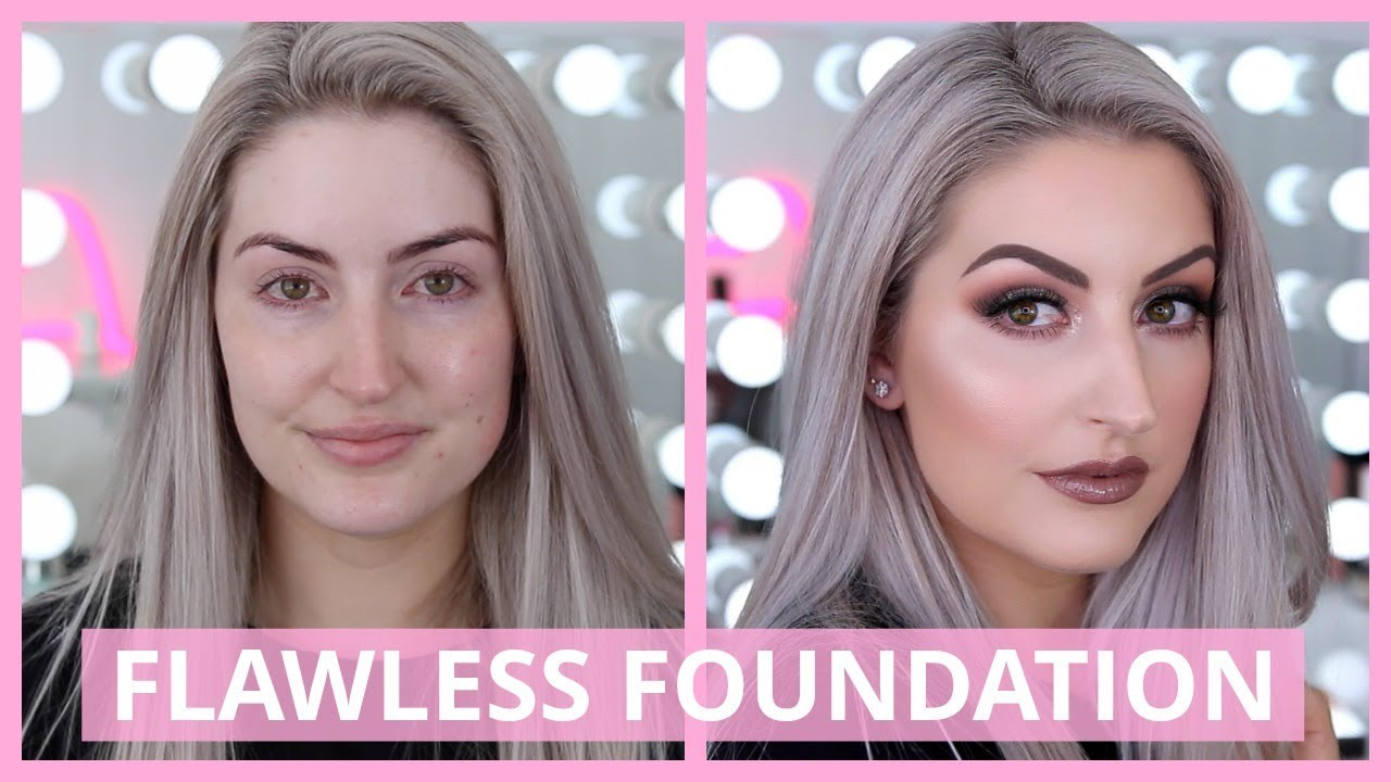 FLAWLESS FOUNDATION TIPS & TRICKS