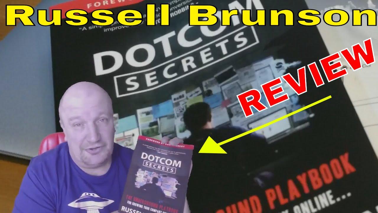 RUSSELL BRUNSONS   Dot Com Secret's Review