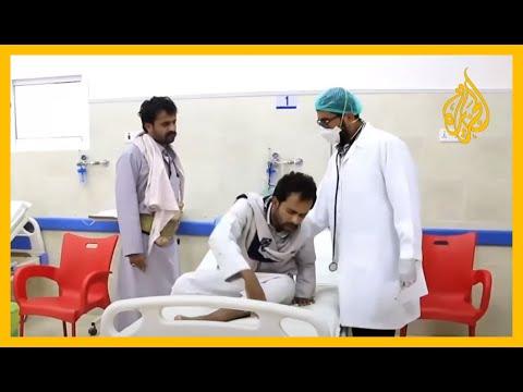 غوتيريش: معدل وفيات عدن الأعلى عالميا بسبب تفشي كورونا  - نشر قبل 7 ساعة
