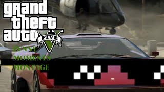 GTA 5 FUNNY MOMENTS COMPILATION