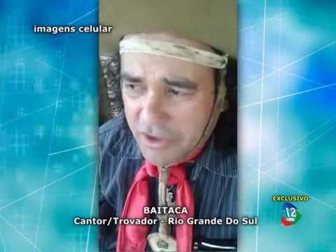 ANIVERSÁRIO BAITACA  - TV QUERÊNCIA - REDE RECORD