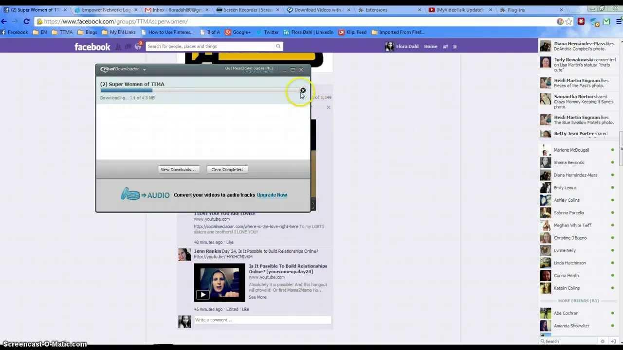 Realdownloader And Google Chrome