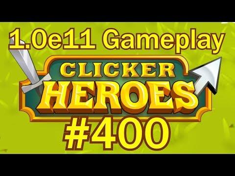 Clicker Heroes #400 - 1.5 MILLION ZONES!