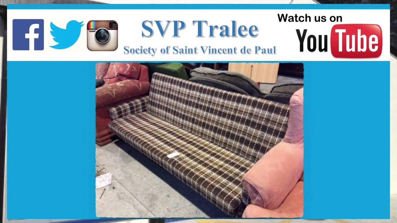 svp tralee furniture shop st vincent de paul youtube