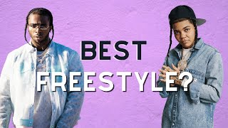 Best Freestyle? Brooklyn Edition (Pop Smoke, Young M.A, Joey Bada$$, 22Gz, Papoose, Desiigner)
