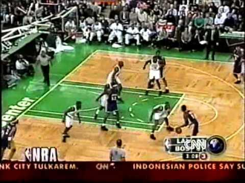 NBA highlights 2002/2003 CNN vol.1