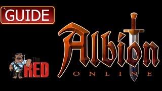 Albion Online - Прокачування Тирів з 0 до Максимального