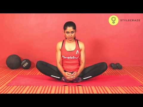 How To Do BUTTERFLY STRETCH EXERCISE Tutorial