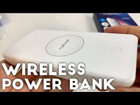 myCharge Portable Wireless Charger 10000mAh Dual USB Power Bank Review