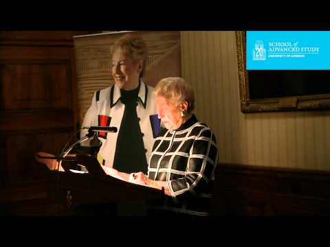3rd Miller And Hannah Norbert-Miller Memorial Lecture - My Family In Exile