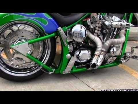 2003 Custom Chopper Motorcycle ASPT For Sale