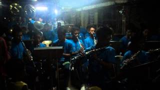 Primero Uno Band sta Cecilia 2012..
