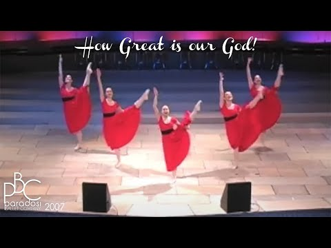 How Great Is Our God • Paradosi Christian Ballet Company • 2