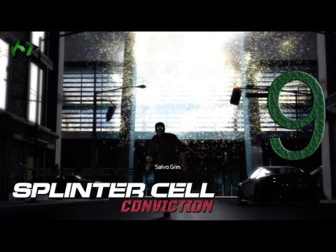 Splinter Cell Conviction | Parte 9 | Español | Guía