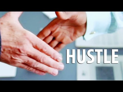the con is on | Hustle BBC