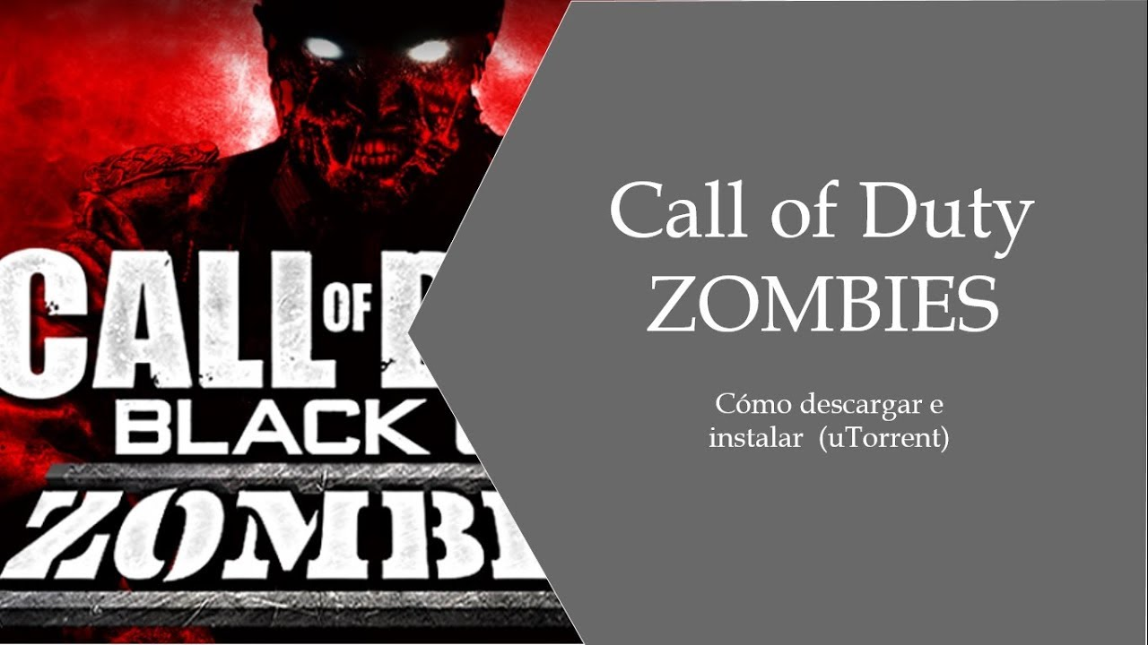Descargar Call Of Duty Black Ops Zombies GRATIS ...
