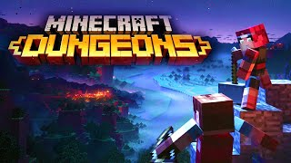 Minecraft Dungeons Full Game Longplay   Full Playthrough (no Commentary)