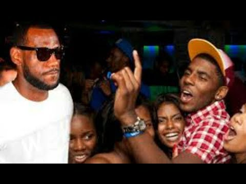 BREAKING NEWS! LEBRON JAMES AND KYRIE IRVING REPORTEDLY SPOTTED TOGETHER IN MIAMI!