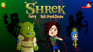 [Critica] Shrek Fairytale Freakdown