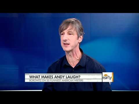 "Andy Borowitz's ""Funniest American Writers"""