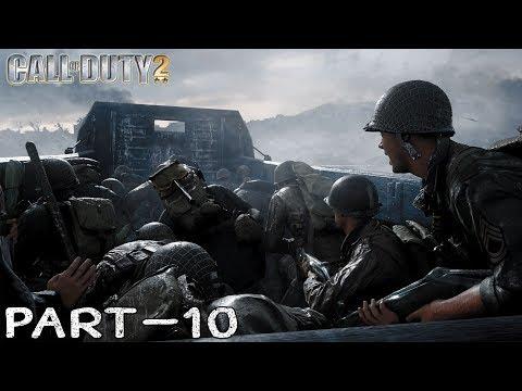 D-DAY Normandy ยกพลขึ้นบก  : Call of duty 2 : Part-10 thumbnail