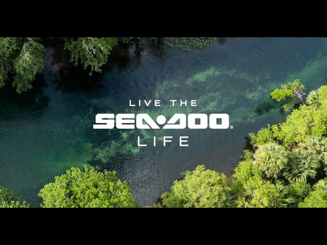 Sea-Doo 2021 Release – LIVE