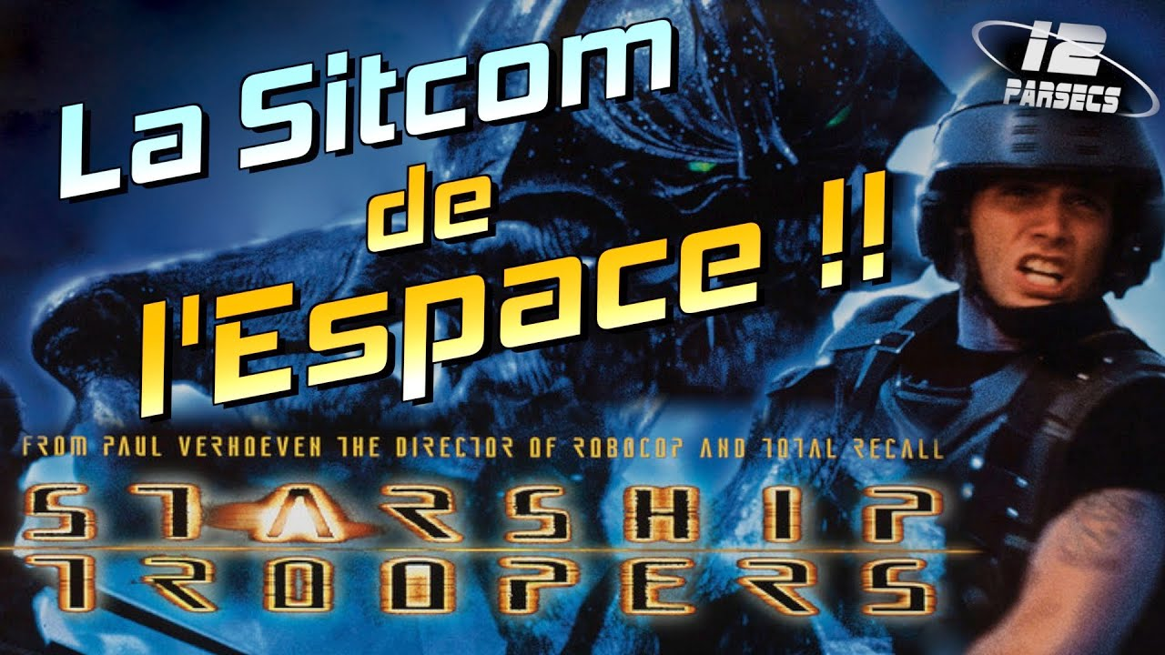 STARSHIP TROOPERS : La Sitcom de l'Espace !!