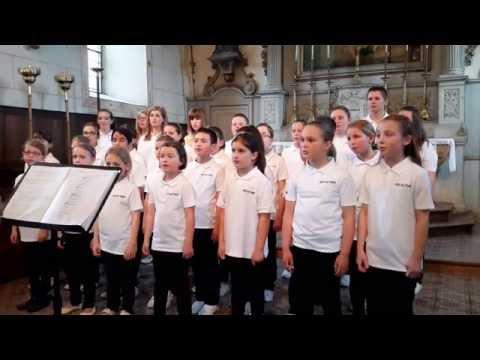 Laisser entrer le soleil - Chorale Airs du temps Pont-l'Eveque  8/05/2015 Pierrefitte en Auge