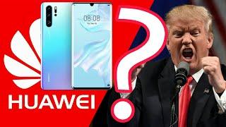 HUAWEI ¿QUE PASARA CON TU TELÉFONO? HUAWEI VS GOOGLE