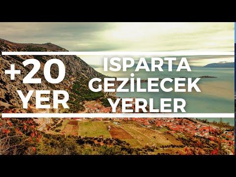 Isparta Gezilecek Yerler - En Güzel 20 Yeri Keşfet ! - Gezily.com