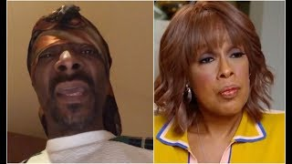 Snoop Dogg Furious After Gayle King Tries To Tarnish Kobe Bryants Legacy