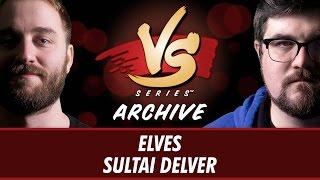 4/4/2017 - Brad Vs Ross: Elves vs Sultai Delver [Legacy]