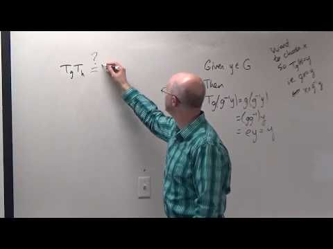 Abstract Algebra, Lec 14A, Non-Isomorphic Groups, Cayley's Theorem, Regular Representations
