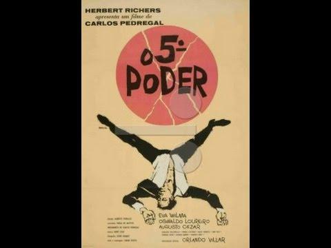 Resultado de imagem para O 5.º Poder (1963)