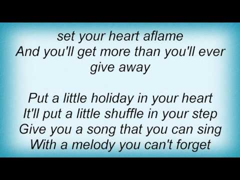 Leann Rimes  Put A Little Holiday In Your Heart s