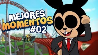 ROBLOX: MEJORES MOMENTOS iTownGamePlay #2