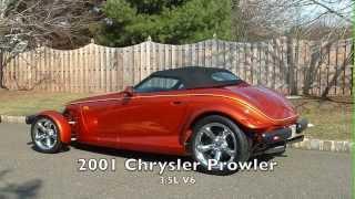 2001 Chrysler Prowler - Autovideo.dk HD