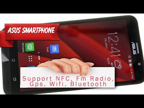 6 Smartphone Asus Ini Support NFC, Fm Radio, Gps, Wifi, Bluetooth