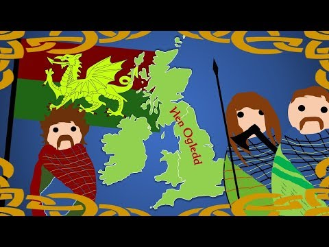 The Old North: British Celtic Kingdoms in the North of England (Hen Ogledd)
