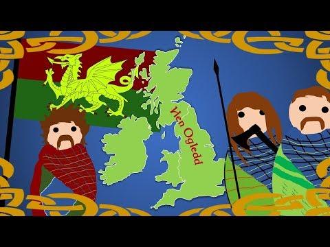 The Old North: British Celtic Kingdoms in the North of England (Hen Ogledd)