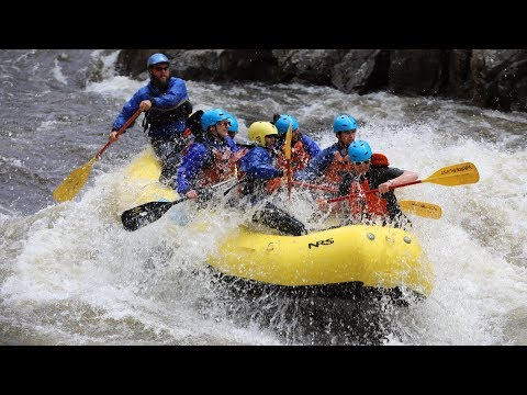 POUDRE RIVER BEST WHITE WATER RAFTING