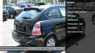 2011 Hyundai Accent Castlegar British Columbia 8-8806-2